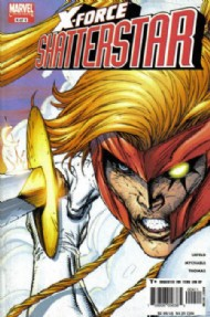 X-Force: Shatterstar 2005 #4