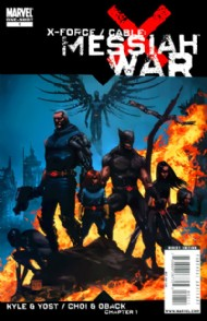 X-Force/Cable: Messiah War 2009 #1