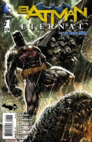 Batman Eternal 2014 - 2015 #1