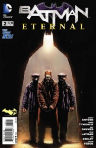 Batman Eternal 2014 - 2015 #2