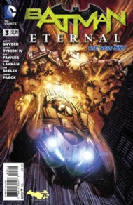 Batman Eternal 2014 - 2015 #3