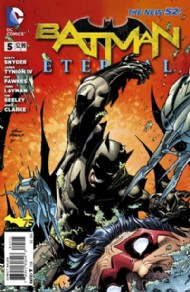 Batman Eternal 2014 - 2015 #5