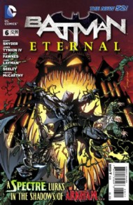 Batman Eternal 2014 - 2015 #6