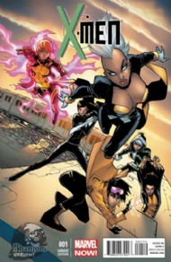 X-Men (4th Series) 2013 - 2015 #1
