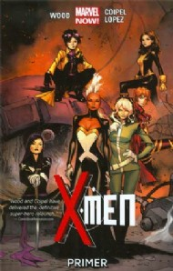 X-Men (4th Series): Primer 2013