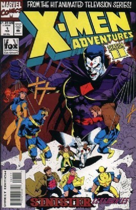 X-Men Adventures (2nd Series) #1