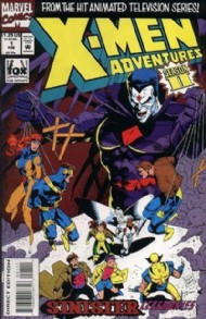 X-Men Adventures (2nd Series) 1994 - 1995 #1