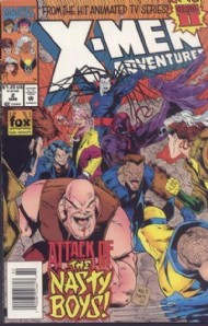 X-Men Adventures (2nd Series) 1994 - 1995 #2