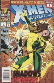 X-Men Adventures (2nd Series) 1994 - 1995 #3