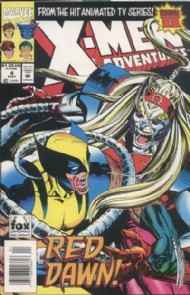X-Men Adventures (2nd Series) 1994 - 1995 #4