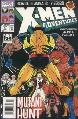 X-Men Adventures (2nd Series) #5