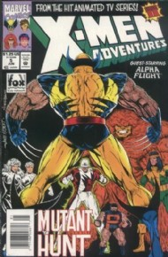 X-Men Adventures (2nd Series) 1994 - 1995 #5