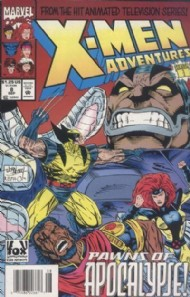 X-Men Adventures (2nd Series) 1994 - 1995 #8