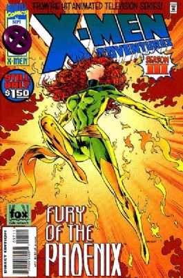 X-Men Adventures (3rd Series) #7