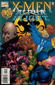 X-Men/Alpha Flight (Series Two) 1998 #2