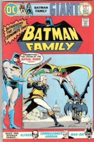 Batman Family 1975 - 1978 #1