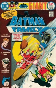Batman Family 1975 - 1978 #4