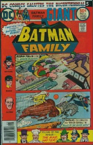 Batman Family 1975 - 1978 #6