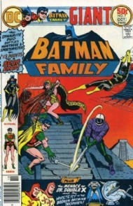Batman Family 1975 - 1978 #7