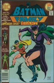 Batman Family 1975 - 1978 #8