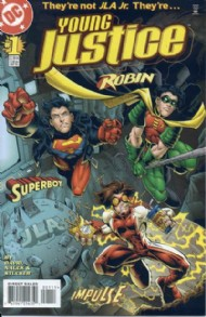 Young Justice (Series One) 1998 - 2003 #1