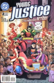 Young Justice (Series One) 1998 - 2003 #2