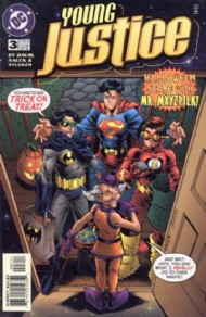 Young Justice (Series One) 1998 - 2003 #3