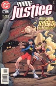 Young Justice (Series One) 1998 - 2003 #4