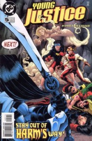Young Justice (Series One) 1998 - 2003 #5