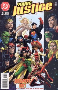 Young Justice (Series One) 1998 - 2003 #6