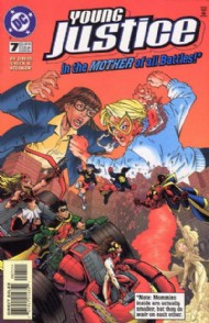 Young Justice (Series One) 1998 - 2003 #7