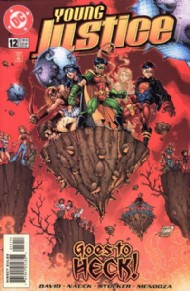 Young Justice (Series One) 1998 - 2003 #12