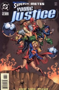 Young Justice (Series One) 1998 - 2003 #13