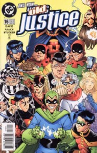 Young Justice (Series One) 1998 - 2003 #16