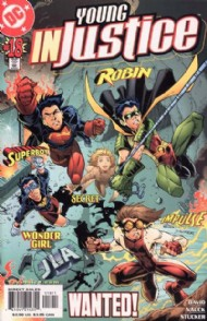 Young Justice (Series One) 1998 - 2003 #18