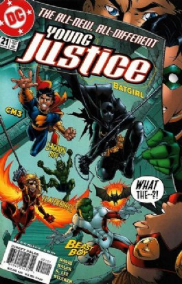 Young Justice (Series One) #21