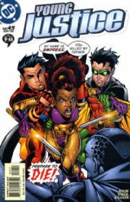 Young Justice (Series One) 1998 - 2003 #49