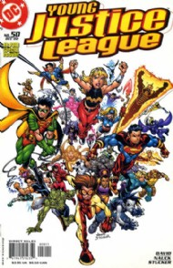 Young Justice (Series One) 1998 - 2003 #50