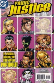Young Justice (Series One) 1998 - 2003 #52