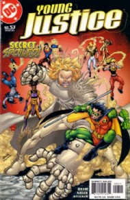Young Justice (Series One) 1998 - 2003 #53