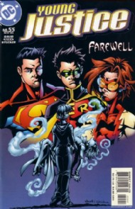 Young Justice (Series One) 1998 - 2003 #55
