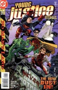 Young Justice in No Man's Land Special 1999 #1