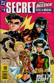 Young Justice Secret Files and Origins 1999 #1