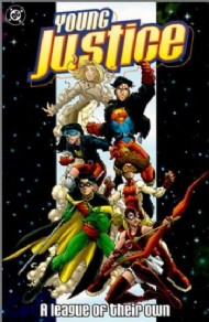 Young Justice: a League of Their Own 2000
