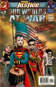 Young Justice: Our Worlds at War 2001 #1