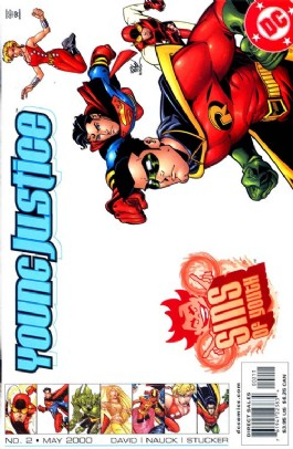 Young Justice: Sins of Youth #2