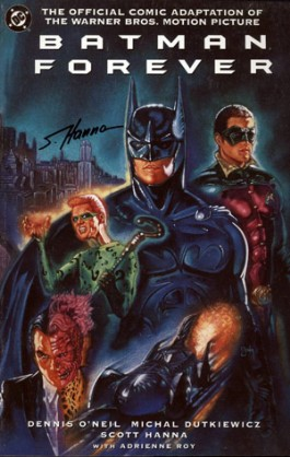 Batman Forever: the Official Comic Adaptation #1