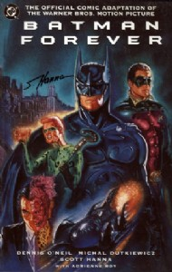 Batman Forever: the Official Comic Adaptation 1995 #1