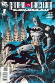 Batman in Barcelona: Dragon's Knight 2009 #1