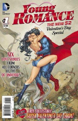 Young Romance: the New 52 Valentine's Day Special #1